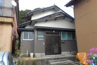 屋根・外壁リフォーム施工事例/能登町