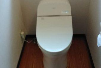 トイレ交換工事☆TOTO GG3☆