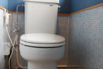 トイレ&手洗い場リフォーム/珠洲市