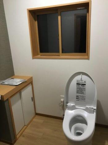 トイレ・ユニットバス・洗面所リフォーム!!/能登町