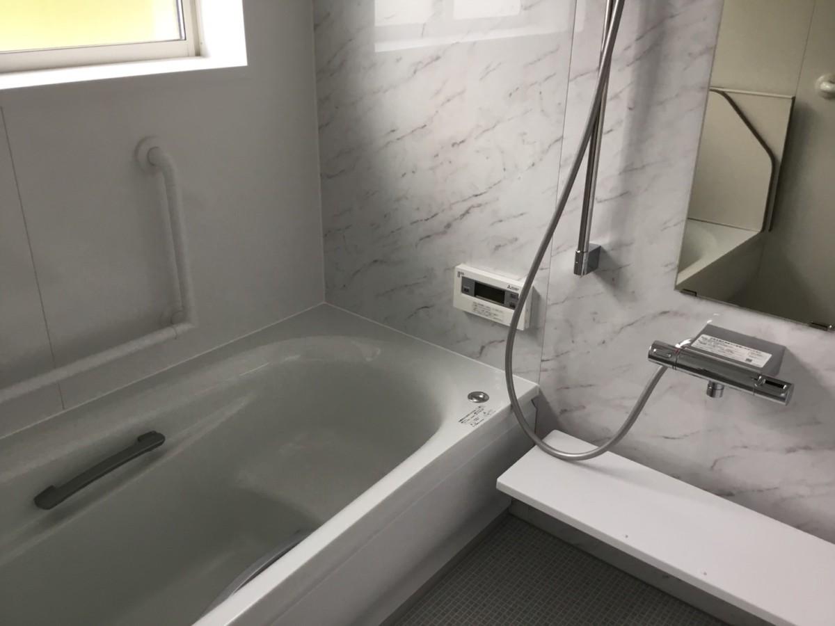 TOTO 浴室リフォーム☆/能登町