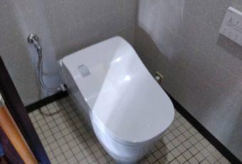 Panasonic アラウーノ トイレ施工事例♪/能登町