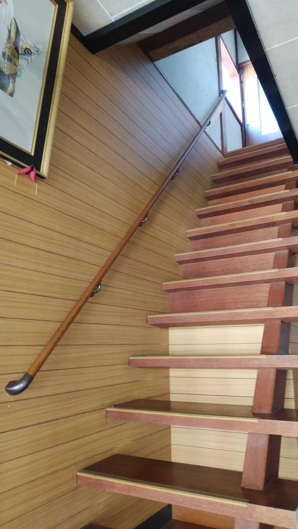 階段 手すり設置★ /能登町