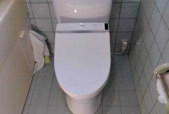 TOTO ピュアレストEX トイレ施工♪/能登町