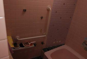 浴室 手すり設置☆/能登町