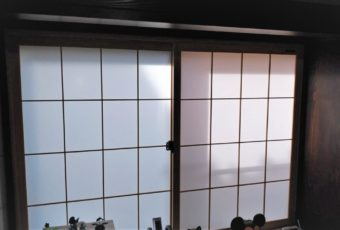 内窓設置 プラマード 施工事例☆/能登町