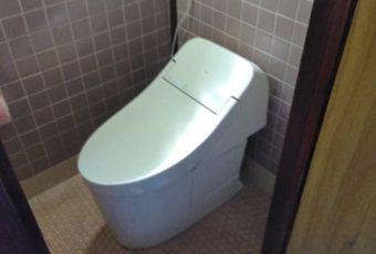 TOTO GG3 トイレ 施工事例♪/能登町