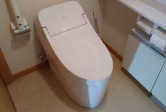 TOTO GG3 トイレ施工事例♪/能登町