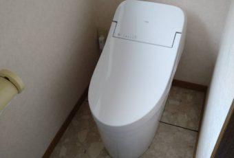TOTO GG3 トイレ施工事例☆/能登町