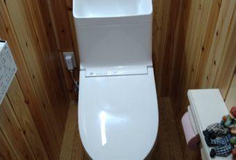 TOTO GG3-800 トイレ施工事例★/能登町