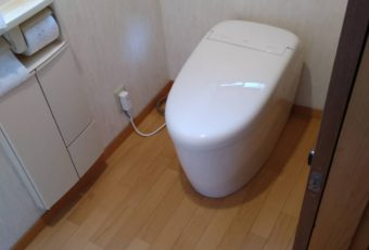 TOTO ネオレストRH1 小便器 トイレ施工事例♪/能登町
